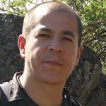Profile picture in black and white of Jesus AguirreGutierrez