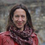 Profile picture in black and white of Imma Oliveras