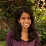 Profile picture in black and white of Trisha Gupta